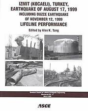 Izmit (Kocaeli), Turkey, Earthquake of August 17, 1999 Including Duzce Earthquak