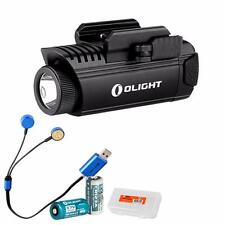 Olight PL-1 II Valkyrie Rechargeable Pistol Flashlight for Glock, Sig Sauer etc