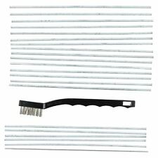 Lumiweld Aluminium soudage brasage soudure Crack Réparation Tiges Soudure 20 Rod Kit
