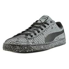 Puma Basket Classic Night Camo Men US 11 Gray Sneakers