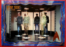 "STAR TREK TOS 50th Anniversary - ""THE CAGE"" - GOLD FOIL Chase Card #44"