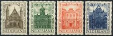 Netherlands 1948 SG#666-9 Buildings MH Set #D78409
