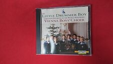 The Little Drummer Boy Christmas Favourites by The Vienna Boys Choir CD