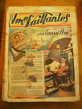 Ames Vaillantes 1949 - lot de 16 n°  Fleurus