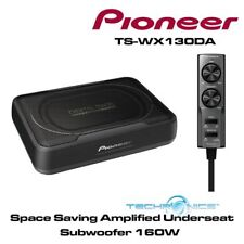 PIONEER TS-WX130DA 160 W MAX CAR AUDIO COMPACT ACTIVE SUBWOOFER W/ BUILT-IN AMP