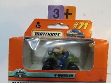 MATCHBOX 1998 4-WHEELER #71