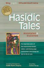 Hasidic Tales: Annotated and Explained (Skylight Illuminations),Rami Shapiro,New
