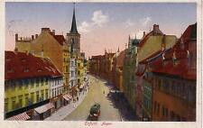 Ansichtskarten aus Thüringen mit dem Thema Straßenbahn