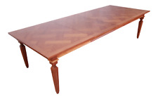 Baker Furniture French Regency Extension Dining Table