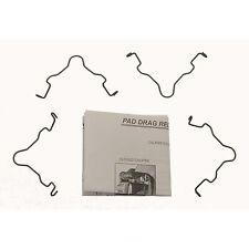Brake Pad Drag Reduction Clip-GAS Rear Carlson 18378