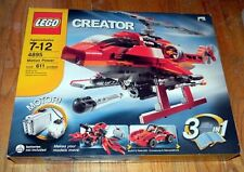 LEGO 4895 CREATOR 3-in-1 MOTION POWER Helicopter SEALED PIECES Move MOTOR