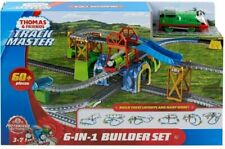 Thomas & Friends Trackmaster 6-in-1 Builder Set Brand New 60+ pieces Free P+P