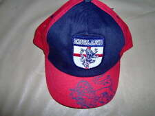 LITTLE BOYS AUTHENTIC ENGLAND CAP RED/NAVY - AGE 6 - 24 MONTHS Embroidered badg