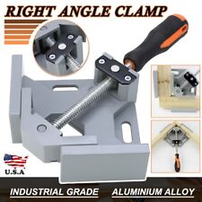 90 Degree Corner Clip Right Angle Clamp Vice Grip Welding Woodworking Aluminium