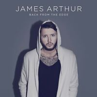 JAMES ARTHUR - BACK FROM THE EDGE   CD NEW