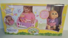 Cabbage Patch Kids Tine Newborn Dream'n Cuddle Bedtime Set New NIB