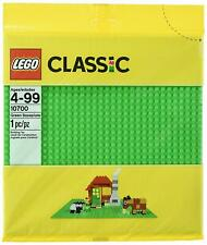 LEGO Classic Green Baseplate 1Pc Large Building Accessory Mat Display Creations
