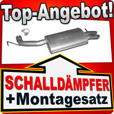 Endschalldämpfer CHRYSLER 300M 3.5 V6 24V 185/187 PS 1998-2004 Auspuff XXU