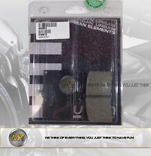PER TM SMR F 450 DAL 2004 AL 2009 COPPIA PASTIGLIE FRENO ANTERIORI BRAKING SEMI