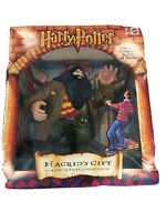 Harry Potter Hagrid's Gift Statue Classic Scenes Collection Mattel 2001 NOS