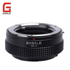 GABALE adapter for Minolta MD MC mount Lens to Canon EOS R RF mount camera
