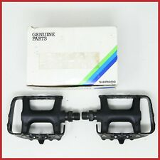 NOS SHIMANO DEORE LX QUILL PEDALS PD-M550 MTB 9/16 MOUNTAIN BICYCLE VINTAGE NIB