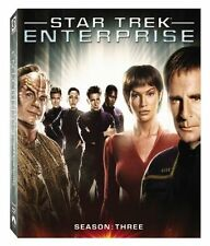 Star Trek Enterprise S3 - Blu-ray Region 4