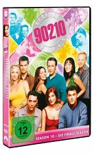 6 DVDs * BEVERLY HILLS 90210 - FINALE STAFFEL / SEASON 10 - MB # NEU OVP +