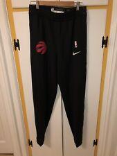 Nike NBA Toronto Raptors Showtime Therma Flex Tearaway Pants 932563-010 Large T