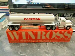 Winross Eastman Chemical Tanker Truck & Original Box