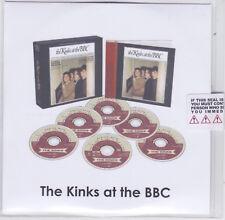 The Kinks - At The BBC Sampler - Rare UK/European promo only 10trk CD SEALED