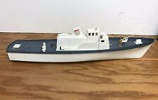 Vintage 1967 Eldon Toys US COAST GUARD SHIP TOY BOAT