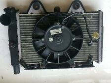 Triumph Trophy 900 Radiator with coolant fan 1994