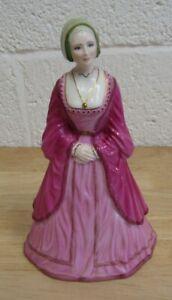 COALPORT Henry VIII Wives Anne of Cleves Peter Jones 1998 (Hospiscare)