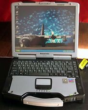 Panasonic Toughbook CF-29 MK-5 TOUCHSCREEN WI-FI XP-PRO CD-RW-DVD LOADED Laptop
