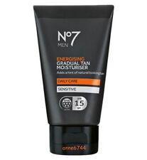 No7 Uomini energizzante graduale abbronzatura crema idratante - 50ml