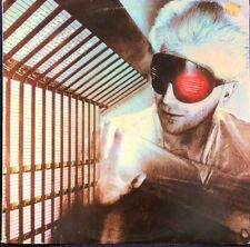 "Johnny Warman - Walking Into Mirrors 12"" Vinyl LP in VG Condition"