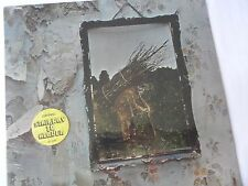 Sealed original_Led Zeppelin Iv Lp_1st Press_w/Stickers_Sd-7208