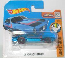 Hot Wheels - 73 Pontiac Firebird (2016)