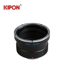 Kipon Adapter For Hasselblad HB Lens to FUJI Fujifilm G-Mount GFX 50S Camera