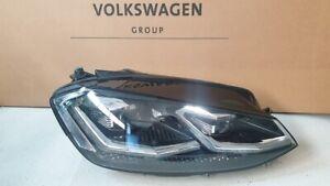 Volkswagen VW Golf MK7.5 UK Spec RHD Headlamp Headlight Full LED right 5G2941036