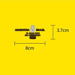 Brazil CBF COPA America 2021 Remake Excellent Quality Match Details