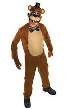 Rubies Official Childrens Freddy Five Nights at Freddys Fancy Dress Costume 132