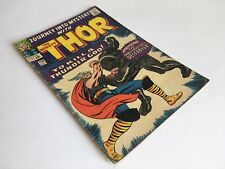 THE MIGHTY THOR N. 118 MARVEL COMICS 1965 ORIGINAL LANGUAGE GRADE 3.5 DESTROYER