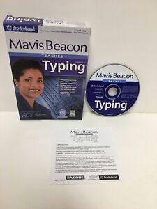Mavis Beacon Teaches Typing Version 16 in Original Box
