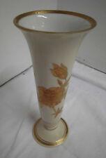 Vase Heinrich&Co Bavaria Germany handgemalt Kelchform  mid Century  Vintage