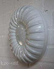 """1 of 5 """"SOLE"""" Wand Decken Lampe Sixtys Design Bakelit Opal Glas Sonne Porzellan"""