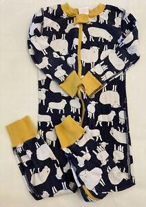 Hanna Andersson Pajamas Sheep Size 3T