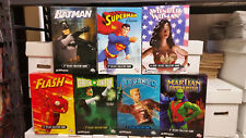DC Direct: Justice League of America 1/6 Figures Batman Superman Wonder  - MIB