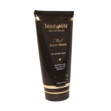 New Mud Face Mask Aloe Vera Beauty Life Dead Sea Minerals Cosmetics 6oz/170gr